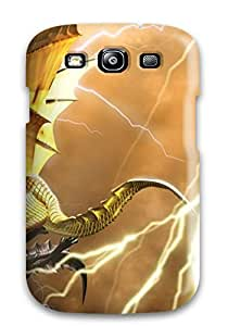 Heidiy Wattsiez's Shop New Style 4510068K43280025 New Fantasy S Tpu Skin Case Compatible With Galaxy S3