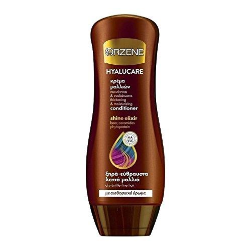 Amazon.com : Orzene Hyalucare Shine Elixir Shampoo for Dry