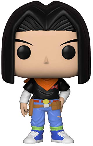 Funko Pop! Animation: Dragon Ball Z - Android 17 Toy, Multicolor