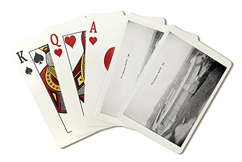 (Polo Grounds, NY Giants, Baseball Photo (Playing Card Deck - 52 Card Poker Size with Jokers))