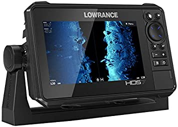 HDS-7 Live – 7-inch Fish Finder No Transducer Model is Compatible with StructureScan 3D and Active Imaging Sonar. Smartphone Integration. Preloaded C-MAP US Enhanced Mapping.