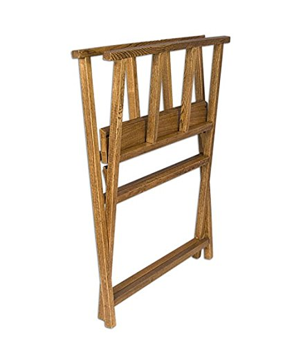... Creative Mark Folding Wood Large Print Rack - Perfect For Display of Canvas Art ...  sc 1 st  Handmade Makers & Creative Mark Folding Wood Large Print Rack u2013 Perfect For Display of ...