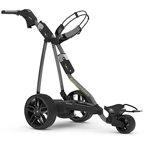 (PowaKaddy 2019 FW5s Lithium Electric Golf Push Cart (XL Battery) from in The Hole Golf)