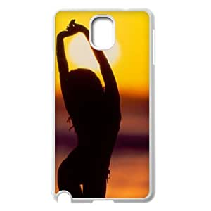 Beautiful Sun Unique Design Case for Samsung Galaxy Note 3 N9000, New Fashion Beautiful Sun Case