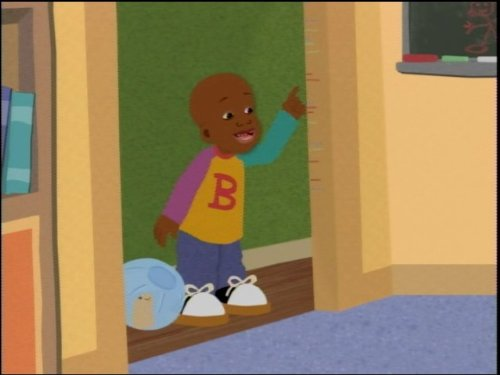 (The Incredible Shrinking Little Bill/The Big Swings)