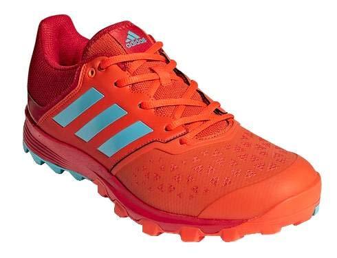 adidas Flex Cloud Hockey Shoes - SS18-10.5 - Red
