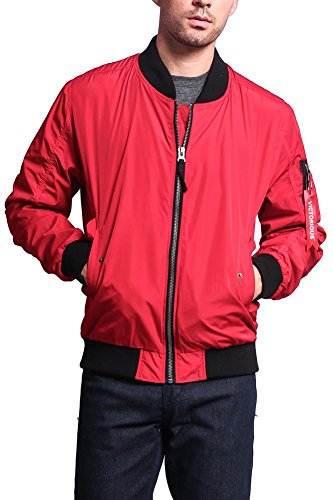 Victorious G Style Contrast Lightweight Bomber