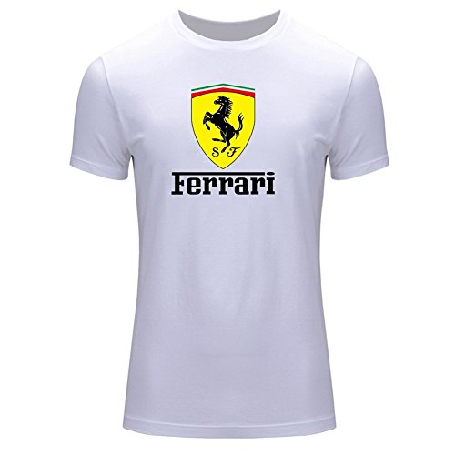 2d8227db Ferrari For 2016 Mens Printed Short Sleeve tops t shirts - Buy Online in  Oman. | Apparel Products in Oman - See Prices, Reviews and Free Delivery in  Muscat, ...