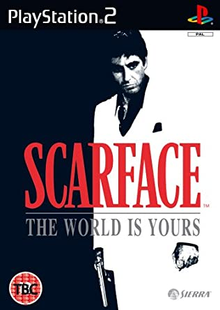 amazon scarface the world is yours ps2 プレイステーション2