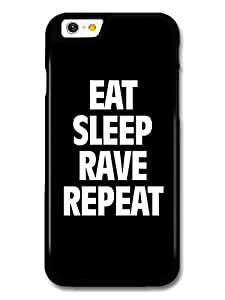 JD World ? Eat Sleep Rave Repeat Calvin Harris Writing case for iphone 5C ( Inch)