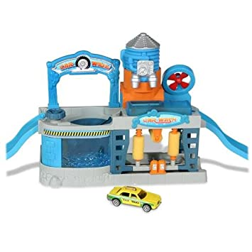 Buy Matchbox Car Wash Adventure Set Online At Low Prices In India