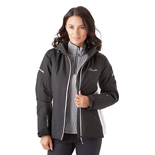Dare 2b Women's Contrive Jacket (Black, 8) from Dare 2b