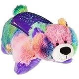 """Pillow Pets Dream Lites Plush Night Light - Peace Bear 11"""""""