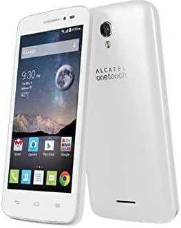 Alcatel Onetouch Pop Astro Android 4.4 Kitkat Smartphone White 4g Lte, 5mp Camera, 4.5
