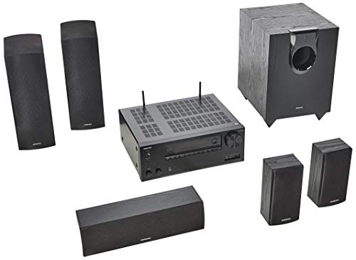 Onkyo HT-S7800 5.1.2 Ch. Dolby Atmos Home Theater Package