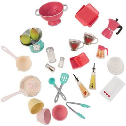 American Girl a MAPLE SYRUP POURER kit 18/'/' Doll accessories