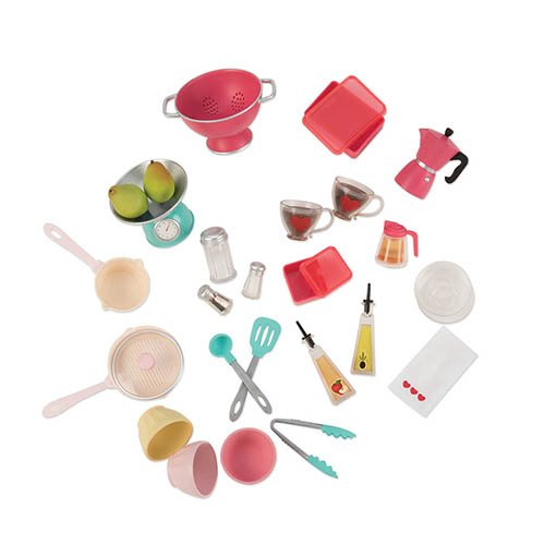 Our Generation Pegged Accessory - Cute as Pie Kitchen Pla...