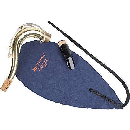 Pro Tec Protec Clarinet (Bb, A, Bass) / Saxophone (Alto, Tenor, Baritone) Neck and Mouthpiece Body Swab, Model A119 ()