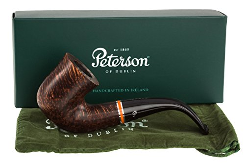 Peterson St. Patrick's Day Tobacco Pipe 2016 - 05 Fishtail by Peterson