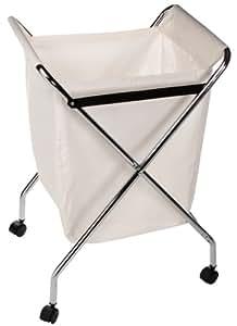 Amazon Com Whitney Design Folding Laundry Cart Hamper