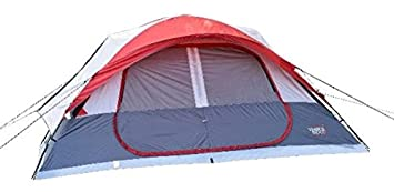 Timber Ridge 8-Person Deluxe Dome Tent  sc 1 st  Amazon.com & Amazon.com : Timber Ridge 8-Person Deluxe Dome Tent : Sports ...