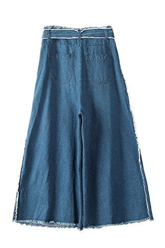 Cavallo Donna Elf Sack Jeans Basso Blau wE7qE