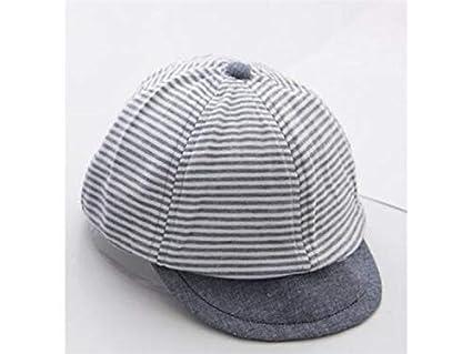 5dd106bcfd8 Casquette enfant Cute Baby Star Strip Casquette de baseball Sun Hat Summer Anti  UV Cap pour