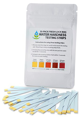 Bulk Water Hardness Test Strips product image