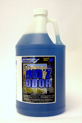 Unbelieveable Rid'z Odor Concentrate Cleaner - Desert Rain, Gallon