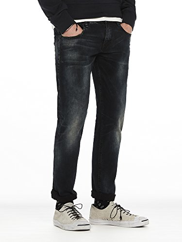 Blu Scotch sander Dritto Soda 1367 Jeans Tye Uomo amp; Sander UwUxTn0v