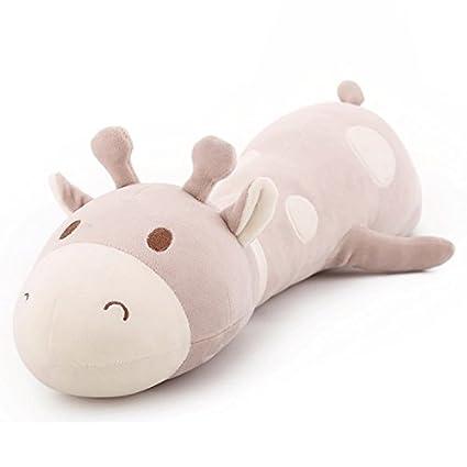 Amazon.com: surprisingmall jirafa Big Abrazando almohada ...
