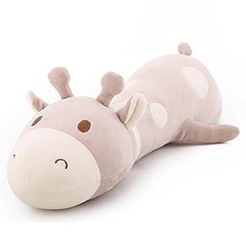 Amazon Com Surprisingmall Giraffe Big Hugging Pillow Soft Plush Toy