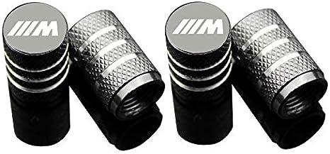 5x Wheel Tyre Tire Valve Pump Air Dust Cover Screw Caps Car Bike Accessories