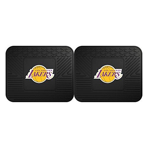 Auto Lakers - FANMATS 12375 NBA - Los Angeles Lakers Utility Mat - 2 Piece