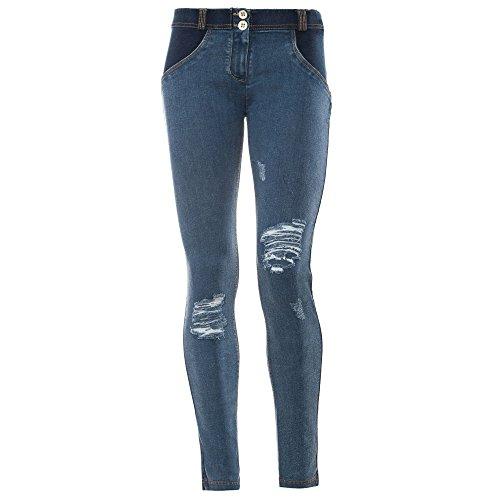 Donna FREDDY jeans wr.up® vita bassa skinny
