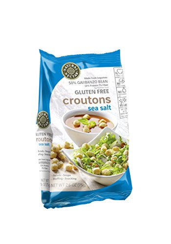 Natural Nectar Gf Croutons, 2.6 Ounce (Pack of 8) by Natural Nectar