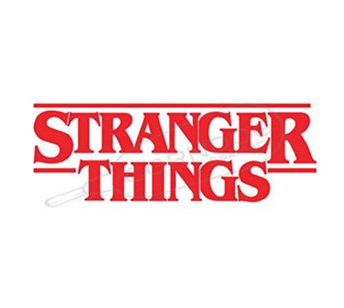 Eleven STICKER VINYL DECAL NETFLIX HOPPER WILL STRANGER THINGS DEMOGORGON