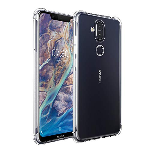 nokia 8.1 bumper case