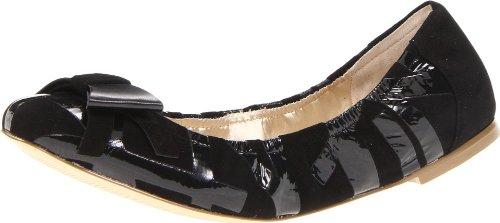 Black Ballet Print Rockport Daya Flats Women's w7qxBBU4X