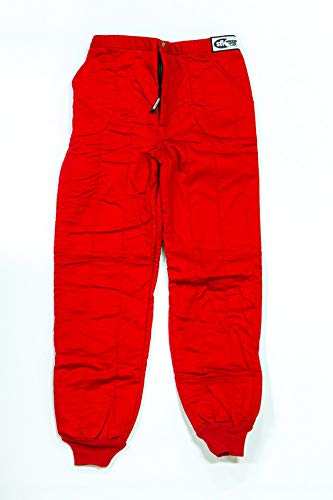 G-Force Racing Gear 4386XRD GF505 Pants Only X-Large Red