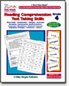 Reading Comprehension Book Test Taking Skills, Grade 4: Patricia