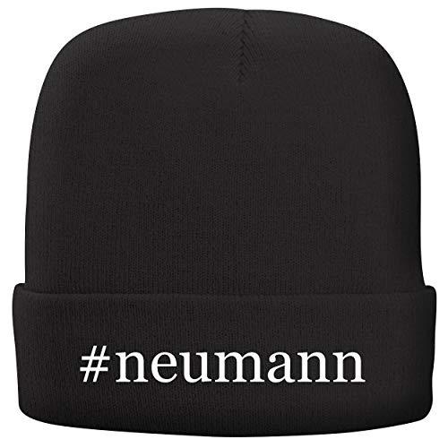 BH Cool Designs #neumann - Adult Hashtag Comfortable Fleece Lined Beanie, ()