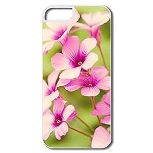 Personalized Custom Male Shell Fashion Pink Flowers