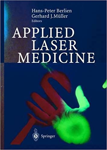 Book Applied Laser Medicine