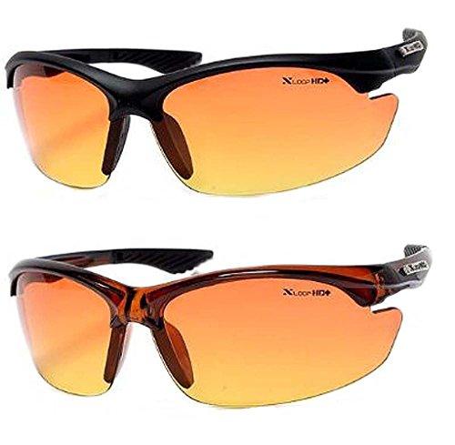 Rimless Glasses Malaysia : Xloop Hd Vision High Definition Anti Glare Driving Lens ...