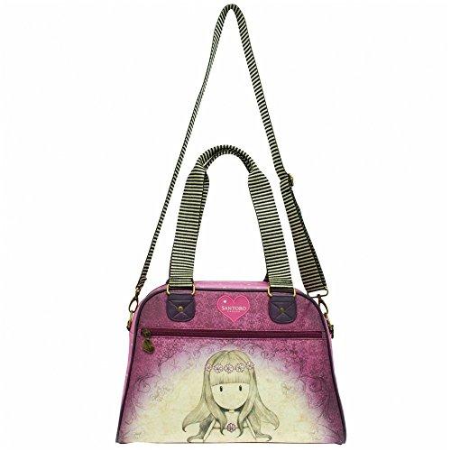 Santoro Oops Gorjuss Handtasche ein Gänseblümchen rzrPZYx
