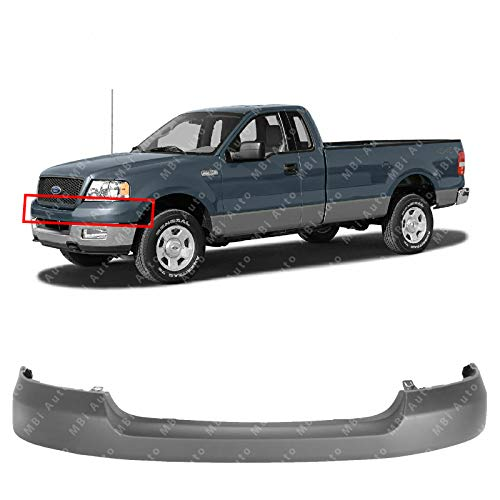 Front Bumper Upper Valance Cover Cap for 2004 2005 2006 Ford F150 Pickup 04-06, FO1000562 ()