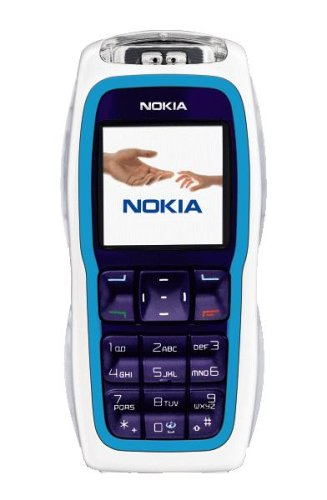 Nokia 3220 Unlocked Cell Phone with Camera--US Version with Warranty  (Silver)
