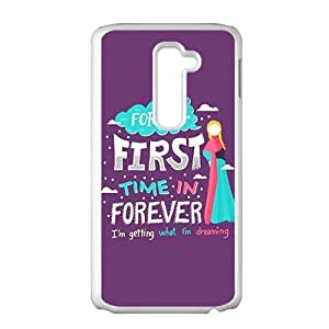 Frozen pretty practical drop-resistance Phone Case Protection for LG G2