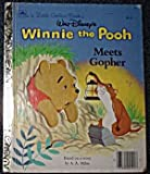 img - for Winnie the Pooh Meets Gopher (Winnie the Pooh, Meets Gopher) book / textbook / text book